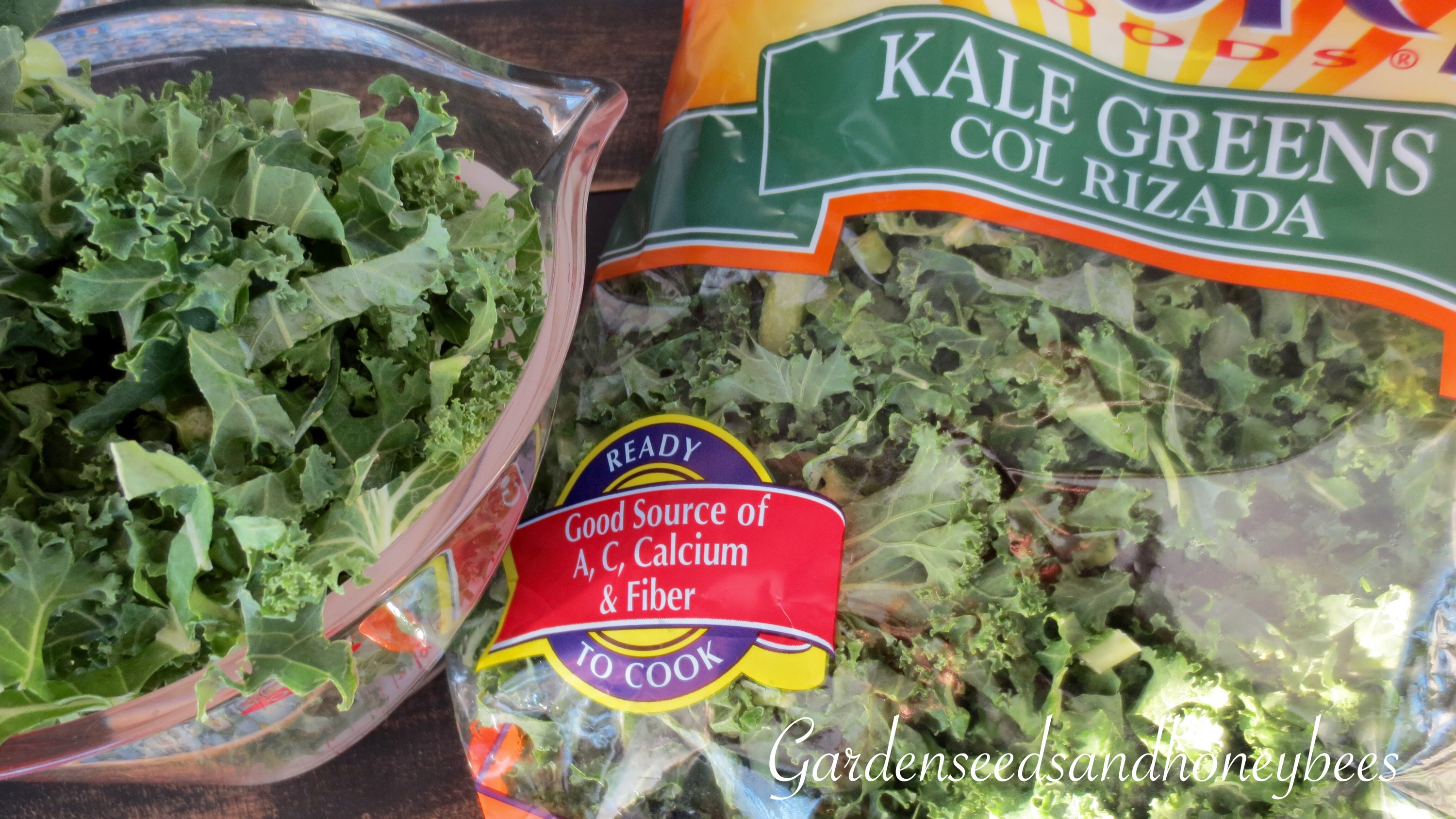 how to cook kale in crock pot